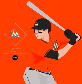 Yelich by pacman23