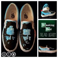 Breaking Bad custom vans by VeryBadThing