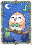 ..::Rowlet::.. by Melody714