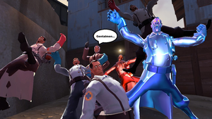 Happy Medic Party! by ZomibeSlayer117