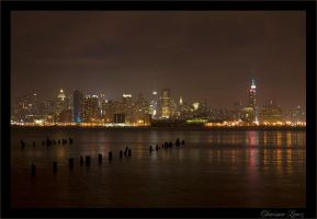 its the city that never sleeps by CLanez