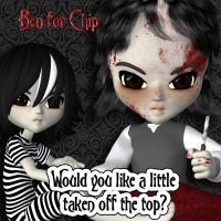 Ben for Chip by PoserMagic