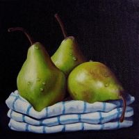 Three little Pears by Lillemut