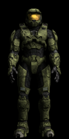 Master Chief New Render by Keablr