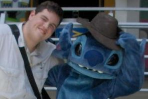 Me and Stitch by Stitchfan