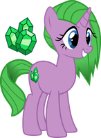 Emerald by asdflove