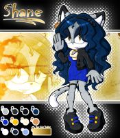 Adopt .:Shane The Snow Panther:. AUCTION CLOSED by Miapon