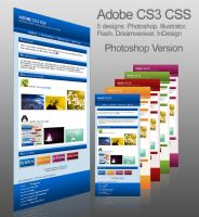 Adobe CS3 PS Journal Skin by Thewinator