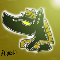 Anubis by everybodyin