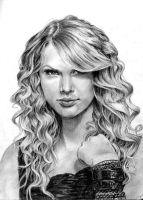 Taylor Swift by silveraaki
