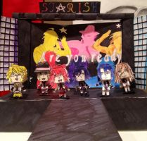 Uta no Prince-sama Maji Love 1000% Papercrafts by Falcofan100