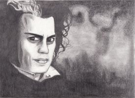 Sweeney Todd by ProjectDarkling