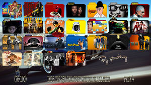 IMDB Top 250 Greatest Movies Of All Time-Pack 4 by gterritory