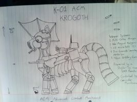 K-01 ACM KROGOTH by Appletart-Longshot