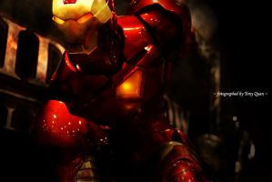 Iron Man by qcamera