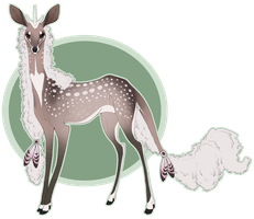 Nimia || Doe || Herd Member by Mercivorex