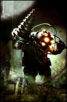 Bioshock Experiment by juhoham