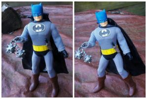 Not Your father's Batman!!! by KINGOOB
