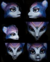 Krystal head Wip stage 3 by franchii-manchii