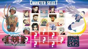 Select your Fighter - UPDATE1 by theCHAMBA