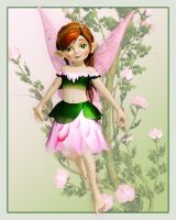Lilly's Faerie by joannastar