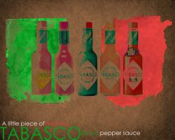 Tabasco by CitizenXCreation