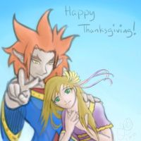 Munto: Happy Thanksgiving by CaliforniaClipper