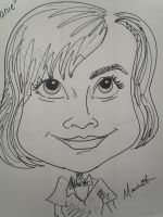 Me in characiture form XP by chachi411