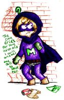 Mysterion by ocean0413