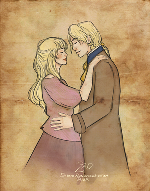 Liaisons Contest: Like Brother and Sister by StarsResurrectionist