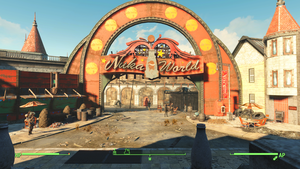 Welcome to nuka world. by GhostHuckebein