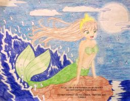Princess of the Sea by Life-is-the-bubbles