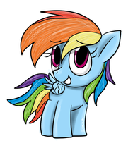 Lil Dashie by Awesome-Rena