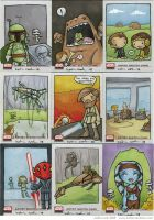 Star Wars Galaxies pt 1 by katiecandraw
