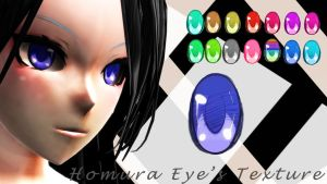 Eyes Texture Homura Eyes by RaiShooter