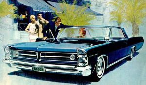 After the age of chrome and fins: 1963 Pontiac by Peterhoff3