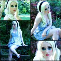 Babydoll Makeup Concept by MimiReaves