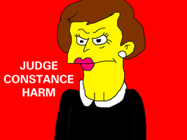 Judge Constance Harm by MikeEddyAdmirer89