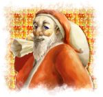 Santa Claus Merry Christmas by Shilphe