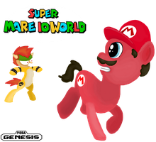 Super Mareio World by The-Bryce-Is-Right
