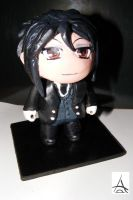 sebastian figurine1 by Blachorum