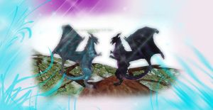 istaria dragons by ROXDragonz
