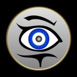 Seven Eye Medallion vector by davidnagel