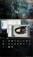 Intension - Archlinux with KDE 4.9.2 by printesoi