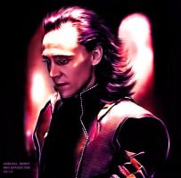 Loki - Burdened with Glorious Purpose XIII by AdmiralDeMoy