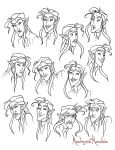 Fescu's Expressions by GingerOpal