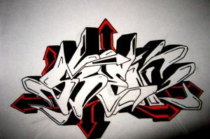SEEN battle piece by 1jazzy1