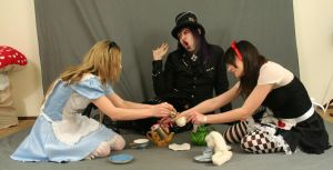 Tea Party 6 by MajesticStock