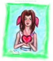 The heart of everything by Miarath