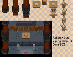 HGSS Falkner Gym Rip by help-14
